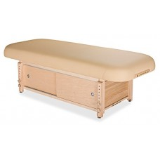 Sonoma Flat Top Spa Treatment Table Cabinet Base