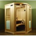 Passport Traditional Sauna, 4.5KW, Corner