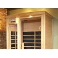 Infrared Sauna B200 in Hemlock