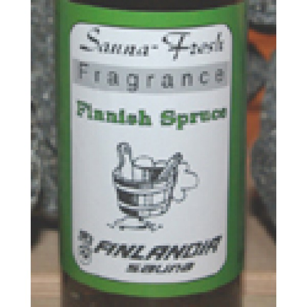 Finnish Spruce Aroma Pure Essence Oil (1.8 oz)