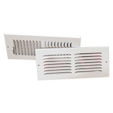Metal Grill and Register Vent Set