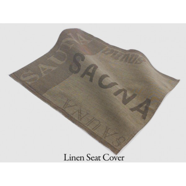 Linen Seat Cover