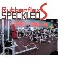 Rubberflex Speckled S - 8mm, 90% Color