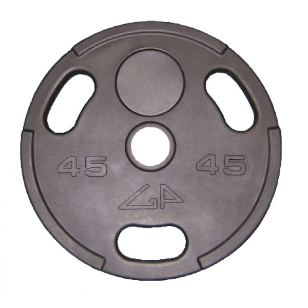Olympic Urethane Plate, 25 lb.