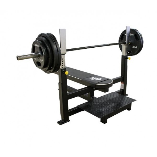 Competition Flat Bench Press