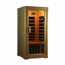 Infrared Sauna G100 in Hemlock