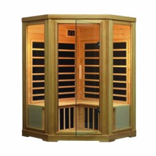 Infrared Sauna G300 in Hemlock