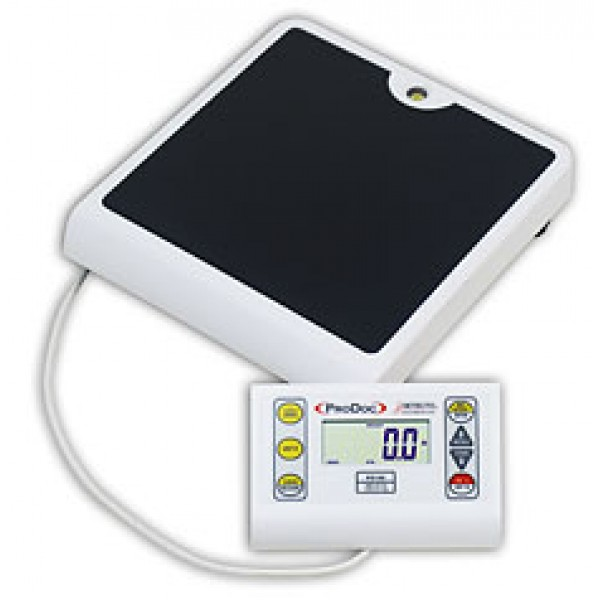 ProDoc Low-Profile Digital Scale with Remote Display