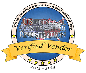 Federally Registered Contractor (CCR)